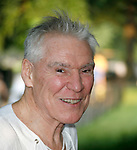 Jacques d'Amboise arriving for the Opening Night performance of ROMEO & JULIET at Shakespeare in the Park. The Delacorte Theatre in Central Park, New York City. June 19, 2007