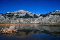 Monte Velino e lago della Duchessa....