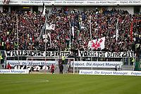 Statement der Eintracht Fans zu Trainer Willi Reimann