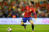 Spain's Isco Alarcon during FIFA World Cup 2018 Qualifying Round match. October 6,2017.(ALTERPHOTOS/Acero) /NortePhoto.com /NortePhoto.com