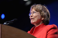 Sunday 25 May 2014, Hay on Wye, UK<br /> Pictured: Jane Bakewell.<br /> Re: The Hay Festival, Hay on Wye, Powys, Wales UK.