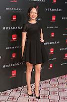 """Lucia de la Fuente attend the Premiere of the movie """"Musaranas"""" in Madrid, Spain. December 17, 2014. (ALTERPHOTOS/Carlos Dafonte) /NortePhoto /NortePhoto.com"""