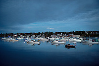 Bass Harbor, Mount Desert Island, Maine, ME, USA