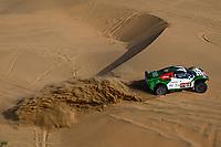 4th January 2021; Dakar Rally stage 2;  #316 Seaidan Yasir (sau), Kuzmich Alexey (rus), Century, SRT Racing, Auto, action during the 2nd stage of the Dakar 2021 between Bisha and Wadi Al Dawasir, in Saudi Arabia on January 4, 2021