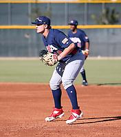Andrew Vaughn - USA Baseball Premier 12 Team - October 25- 28, 2019 (Bill Mitchell)