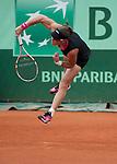 Samantha Stosur wins at Roland Garros in Paris, France on June 1, 2012