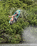 September 13, 2014:  Scenes from the WWA Wakeboard World Championships at Mills Pond Park in Fort Lauderdale, FL.  Men's  Professional Wakeboarder Tony Iacconi USA. Liz Lamont/ESW/CSM
