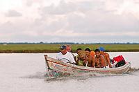 Rio Arari.<br /> Cachoeira do Arari, Pará, Brasil.<br /> 10/05/2006<br /> Foto Paulo Santos/Interfoto