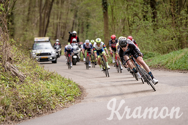 Chad Haga (USA/DSM)<br /> <br /> 55th Amstel Gold Race 2021 (1.UWT)<br /> 1 day race from Valkenburg to Berg en Terblijt; raced on closed circuit (NED/217km)<br /> <br /> ©kramon