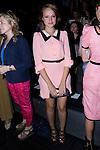 01.09.2012. Celebrities attending the Miguel Palacio fashion show during the Mercedes-Benz Fashion Week Madrid Spring/Summer 2013 at Ifema. In the image Esmeralda Moya (Alterphotos/Marta Gonzalez)