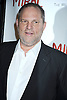 """Harvey Weinstein attending the premiere of"""" Miral"""" at The United Nations on March 14, 2011 in New York City. Julian Schnabel directed the movie which is from the book by his girlfriend Rula Jebreal."""