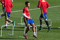Spainsh Thiago Alcantara during the training of the spanish national football team in the city of football of Las Rozas in Madrid, Spain. November 09, 2016. (ALTERPHOTOS/Rodrigo Jimenez) ///NORTEPHOTO.COM