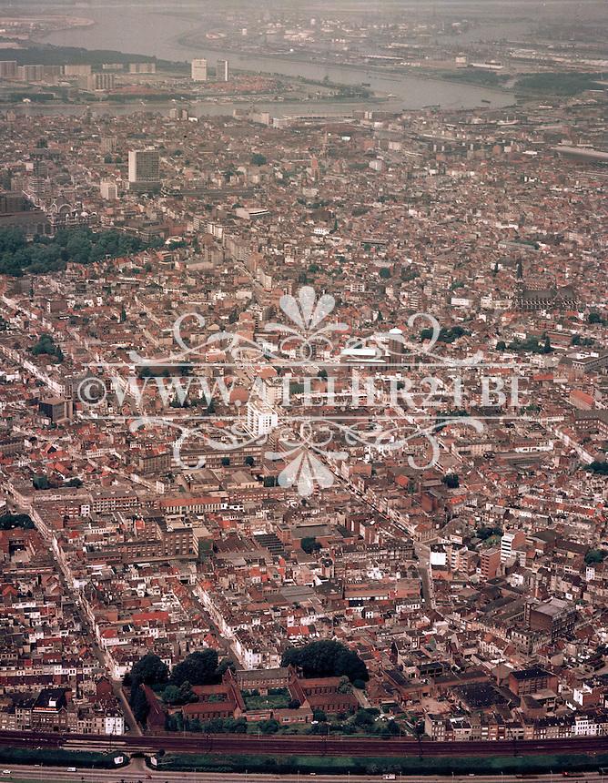 Juni 1972. Antwerpen.