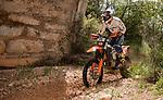 XVII Viver Enduro.<br /> Cross Country.<br /> Peñas Rubias - La Chana circuit.<br /> April 23, 2017.<br /> Viver, Castellon - Spain.