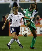 Mia Hamm v Florence Omagbemi(Nigeria) 2003 WWC USA v Nigeria