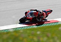21st August 2020, Red Bull Ring, Spielberg, Austria. MotoGP of Ausria, Free Practise sessions:  Michele Pirro ITA / Ducati Team