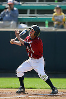 March 23, 2010: Jonathan Johnson of Loyola Marymount during game   against Cal. St. Fullerton at LMU in Los Angeles,CA.  Photo by Larry Goren/Four Seam Images