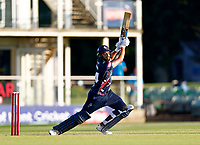 Jack Leaning hits out for Kent during Kent Spitfires vs Gloucestershire, Vitality Blast T20 Cricket at The Spitfire Ground on 13th June 2021