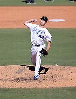 Zach Haake - Surprise Saguaros - 2021 Arizona Fall League (Bill Mitchell)