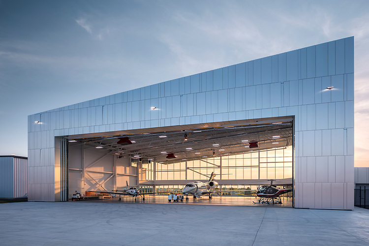 The Connor Group Hangar | Moody Nolan