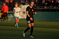 Portland, OR - Sunday March 11, 2018: Celeste Boureille during a National Women's Soccer League (NWSL) pre season match between the Portland Thorns FC and the Chicago Red Stars at Merlo Field.