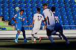 Getafe CF's Damian Suarez during Preseason match between Getafe CF and Crotone FC at Colisseum Alfonso Perez in Getafe, Spain. August 02, 2019. (ALTERPHOTOS/A. Perez Meca)