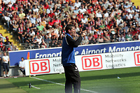 Trainer Friedhelm Funkel (Eintracht Frankfurt)