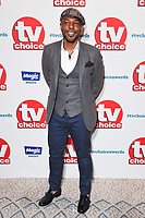 Don Gilet<br /> at the TV Choice Awards 2018, Dorchester Hotel, London<br /> <br /> ©Ash Knotek  D3428  10/09/2018