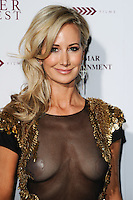"Lady Victoria Hervey<br /> arrives for the ""Bitter Harvest"" Gala Screening at the Ham Yard Hotel, London<br /> <br /> <br /> ©Ash Knotek  D3230  20/02/2017"
