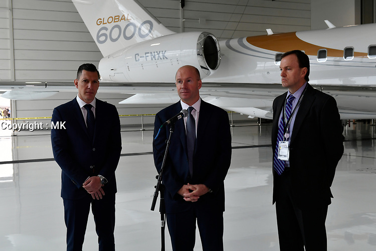 BOMBARDIER Annual Meeting, May 11, 2017<br /> <br /> PHOTO  :  Agence Quebec Presse