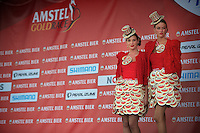 podium ladies<br /> <br /> Amstel Gold Race 2014
