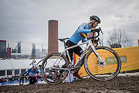 Ellen Van Loy (BEL/Telenet-Fidea)<br /> <br /> Women's Race<br /> UCI 2017 Cyclocross World Championships<br /> <br /> january 2017, Bieles/Luxemburg