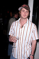 Cameron Douglas At The 72 Names Of God Book Launch Party At The New Museum Of Contemporary Art In New York City 04/24/2003   Credit: John Barrett/PhotoLink/MediaPunch
