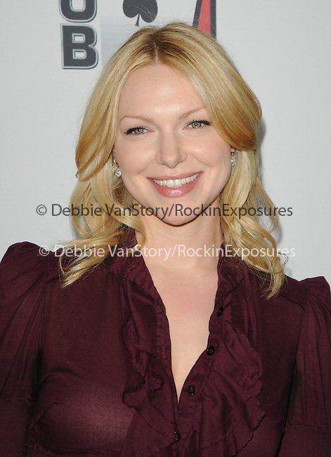 Laura Prepon at The World Poker Tour Celebrity Invitational Tournament held at The Commerce Casino in The City of Commerce, California on February 20,2010                                                                   Copyright 2010  DVS / RockinExposures