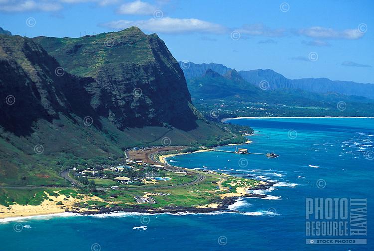 Makapuu Beach, Sea Life Park, Windward Coast, Oahu