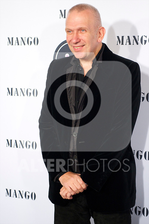 Jean Paul Gaultier attended  'Mango Fashion Awards' 3rd Edition at Cataluña National Museum of Art in Barcelona.Photo: Billy Chappel / ALFAQUI