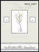 Jonny, FLOWERS, paintings(GBJJLE67,#F#) Blumen, flores, illustrations, pinturas ,everyday