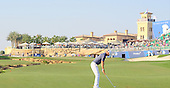 Chris WOOD (ENG) during round one of the 2016 DP World Tour Championships played over the Earth Course at Jumeirah Golf Estates, Dubai, UAE: Picture Stuart Adams, www.golftourimages.com: 11/17/16