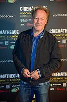 NICOLAS PHILIBERT - Vernissage de l' exposition Goscinny - La Cinematheque francaise 02 octobre 2017 - Paris - France