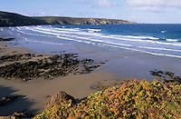 Europe/France/Bretagne/29/Finistère/Pointe du Raz et plage de la baie des Trépassés