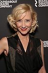"""Anne Heche attends the Roundabout Theatre Company One-Night Only Benefit Reading Cast Reception for """"Twentieth Century"""" at Studio 54 on April 29, 2019 in New York City."""