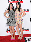 Ariel Winter and Shanelle Gray attends The Twentieth Century Fox and Dreamwork Animation Holly-Woof Premiere of Mr. Peabody & Sherman Premiere held at The Regency Village Westwood in Westwood, California on March 05,2014                                                                               © 2014 Hollywood Press Agency