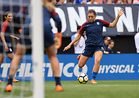 Cleveland, Ohio - Tuesday June 12, 2018: McCall Zerboni during an international friendly match between the women's national teams of the United States (USA) and China PR (CHN) at FirstEnergy Stadium.