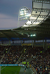 Hull City 3 Preston North End 0, 10/11/2007. KC Stadium, Championship. twilight at the KC Stadium. Photo by Paul Thompson. Hull finished 3rd and were promoted to the Premier League after beating Watford in the play semi final, and Bristol City in the final. Preston finished 15th.