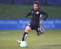 Lisa De Vanna (17) of the Washington Freedom during a WPS match against the Chicago Red Stars at Maryland Soccerplex on April 11 2009, in Boyd's, Maryland.  The game ended in a 1-1 tie.