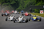 British Formula Ford : Oulton Park : 08/09 June 2013