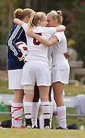 PS Soccer Girls Varsity vs Holy Child 2010-11