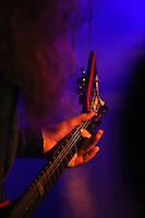 Guitar hands. Photo F. Scott Grant