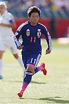 Shinobu Ono (JPN), JULY 1, 2015 - Football / Soccer : FIFA Women's World Cup Canada 2015 Semir-final match between Japan 2-1 England at Commonwealth Stadium in Edmonton, Canada. (Photo by Yusuke Nakanishi/AFLO SPORT)