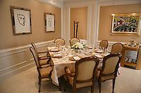 Event - Trust Dinner / Scott Brown